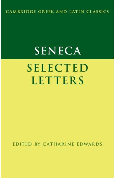 Cambridge Greek and Latin Classics -  Seneca
