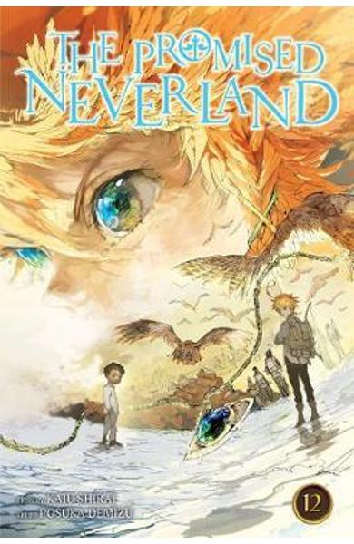Promised Neverland, Vol. 12 - Kaiu Shirai
