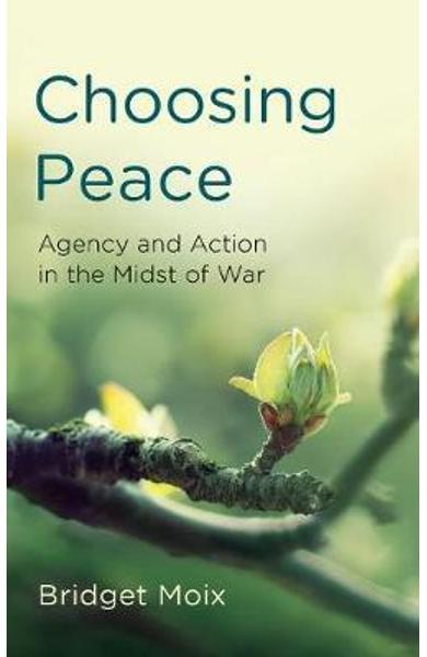 Choosing Peace - Bridget Moix