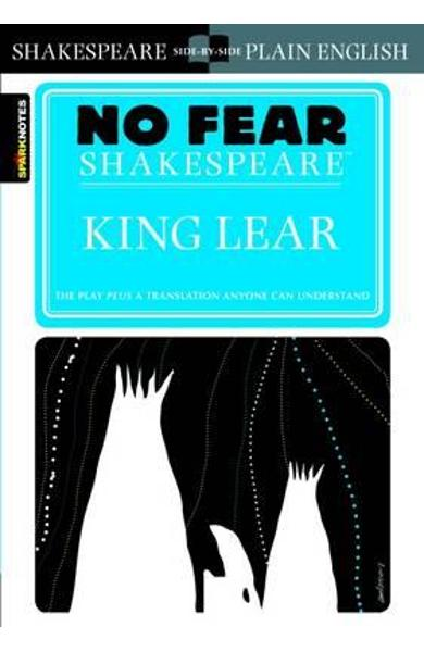 King Lear (No Fear Shakespeare) - William Shakespeare