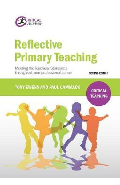 Reflective Primary Teaching - Tony Ewens
