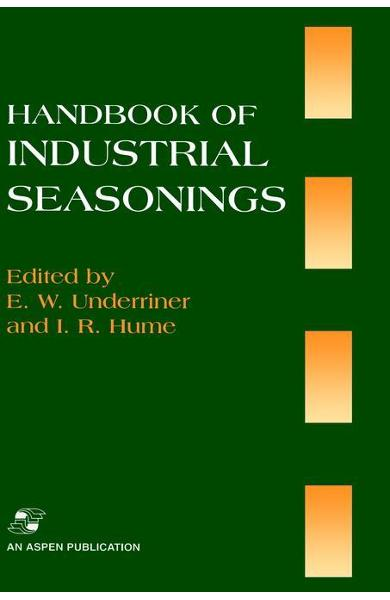 Handbook Industrial Seasonings