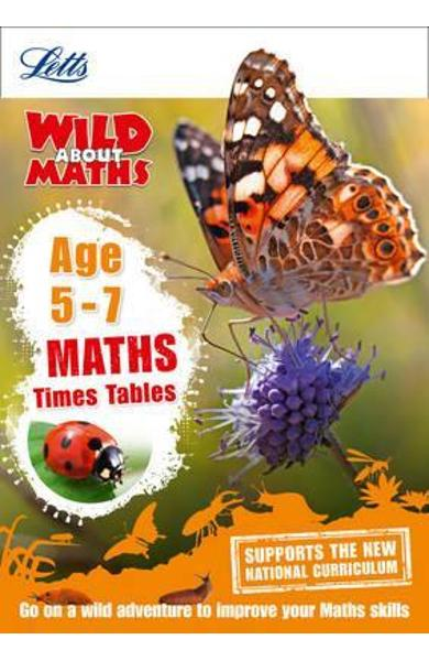 Maths - Times Tables Age 5-7