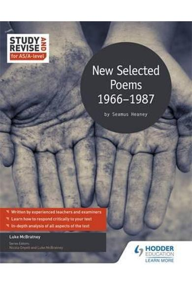 Study and Revise for AS/A-Level: Seamus Heaney: New Selected