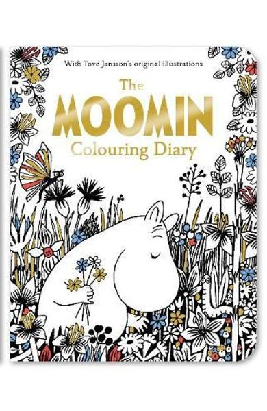 Moomin Colouring Diary