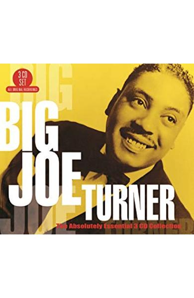 3CD Big Joe Turner - The absolutely essential 3cd collection