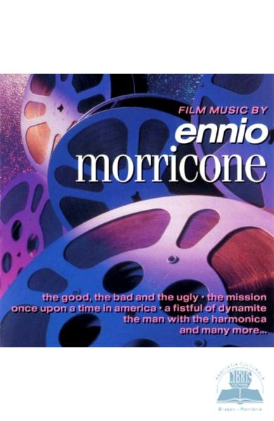 CD Film music by Ennio Morricone
