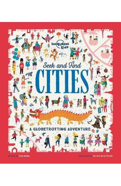Seek and Find Cities - Kate Baker