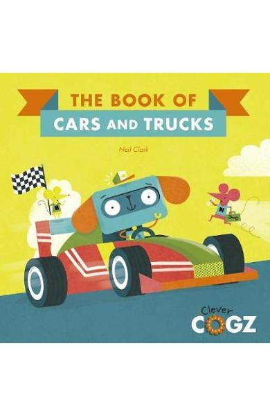 Book of Cars and Trucks