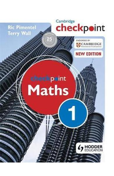 Cambridge Checkpoint Maths Student's Book 1