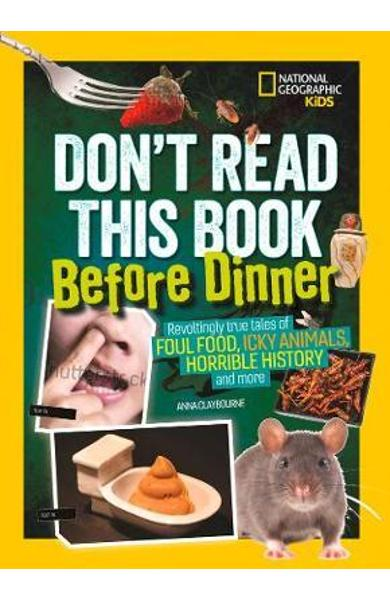 Don't Read This Book Before Dinner -