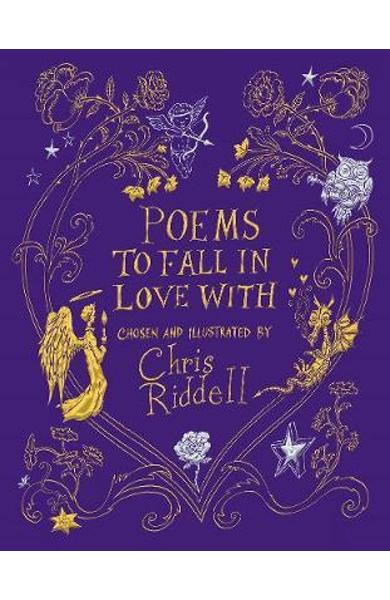 Poems to Fall in Love With - Chris Riddell