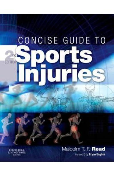 Concise Guide to Sports Injuries - Malcolm Read