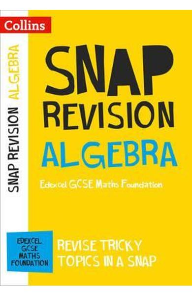 Algebra (for papers 1, 2 and 3): Edexcel GCSE 9-1 Maths Foun