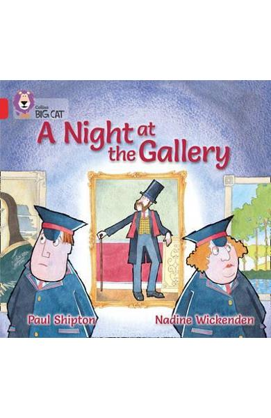 Night at the Gallery - Paul Shipton