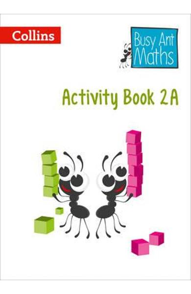 Busy Ant Maths - Year 2 Activity Book 2a
