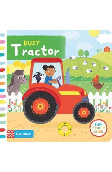 Busy Tractor
