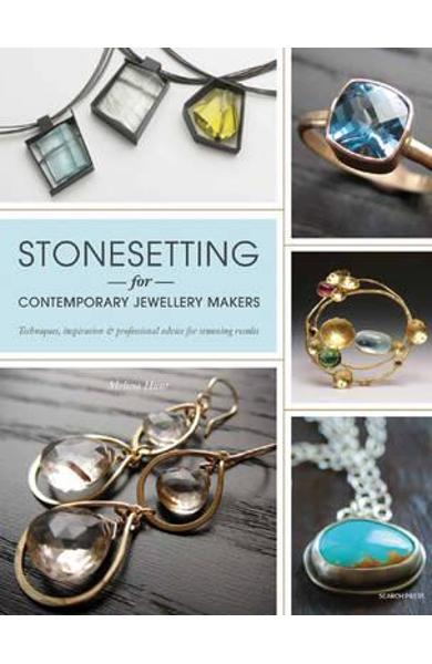 Stonesetting for Contemporary Jewellery Makers