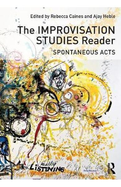 Improvisation Studies Reader