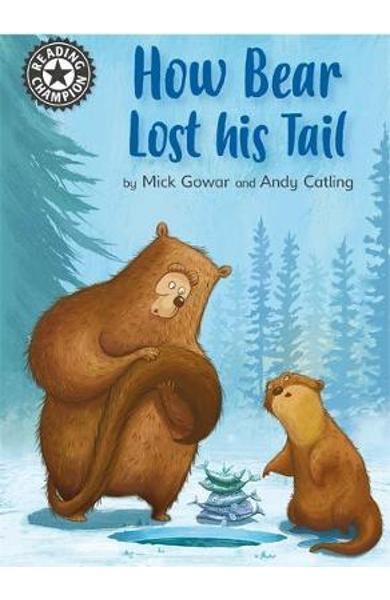 Reading Champion: How Bear Lost His Tail