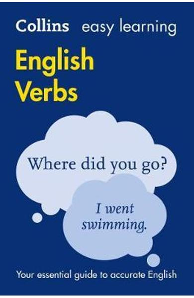 Easy Learning English Verbs -