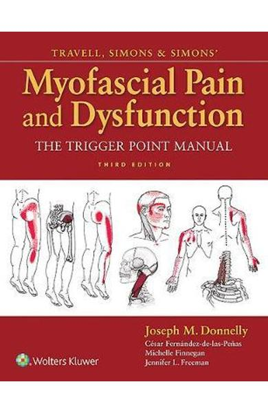 Travell, Simons & Simons' Myofascial Pain and Dysfunction - Joseph Donnelly