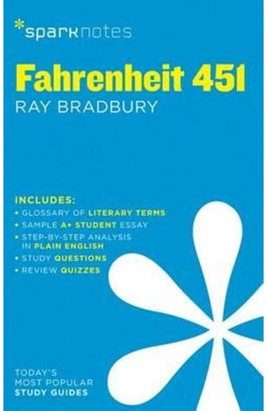Fahrenheit 451 SparkNotes Literature Guide - SparkNotes Editors