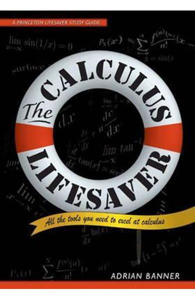 Calculus Lifesaver