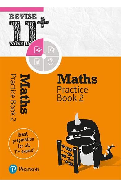 Revise 11+ Maths Practice Book 2