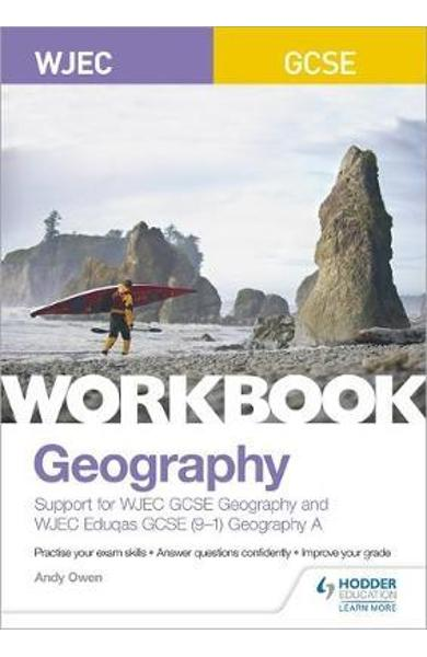 WJEC GCSE Geography Workbook