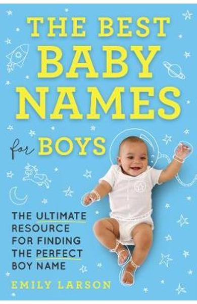 Best Baby Names for Boys - Emily Larson