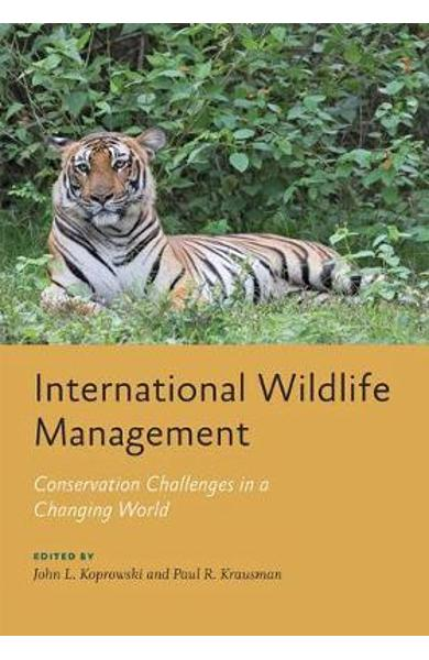 International Wildlife Management - John L Koprowski