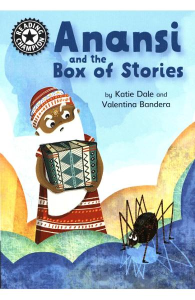 Reading Champion: Anansi and the Box of Stories