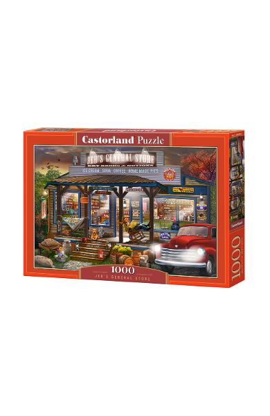 Puzzle 1000. Jebs General Store