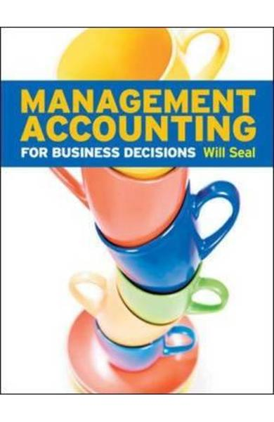 Management Accounting for Business Decisions with Connect Ca