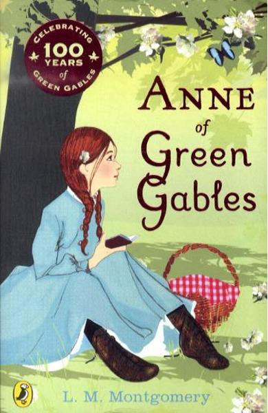 Anne of Green Gables - L Montgomery