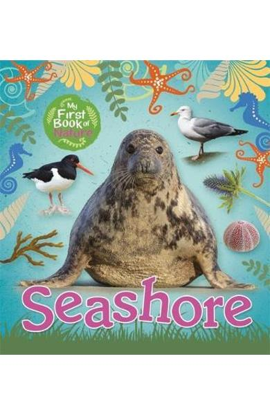 My First Book of Nature: Seashore - Victoria Munson