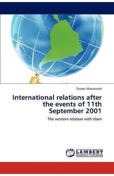 International Relations After the Events of 11th September 2