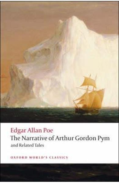 Narrative of Arthur Gordon Pym of Nantucket and Related Tale