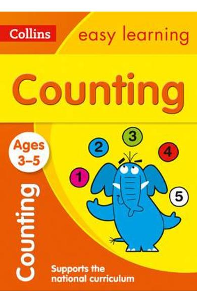 Counting Ages 3-5