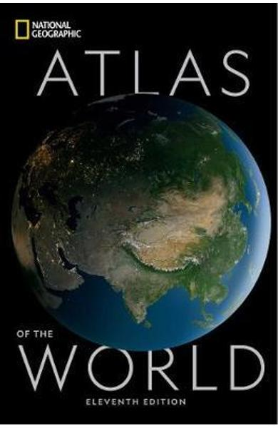National Geographic Atlas of the World Eleventh Edition -