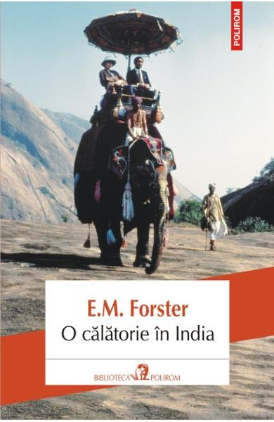 O calatorie in india - E.M. Forster