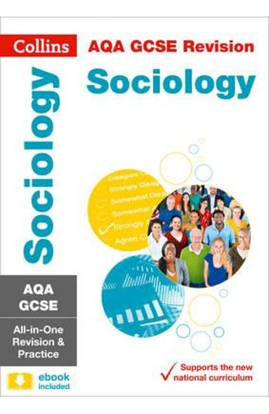 AQA GCSE Sociology All-in-One Revision and Practice