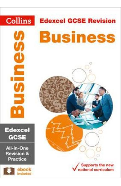 Edexcel Business All-in-One Revision and Practice