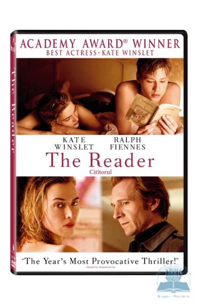 Dvd The Reader - Cititorul - Kate Winslet, Ralph Fiennes