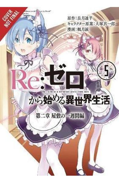 re:Zero Starting Life in Another World, Chapter 2: A Week in