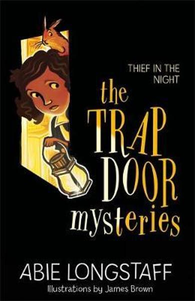 Trapdoor Mysteries: Thief in the Night