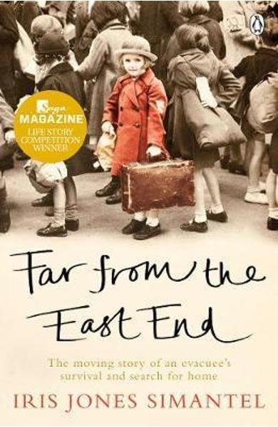 Far from the East End - Iris Simantel