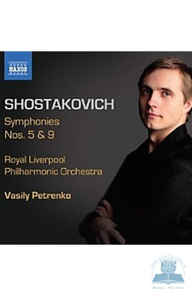 CD Shostakovich - Symphonies No.5 And 9 - Vasily Petrenko