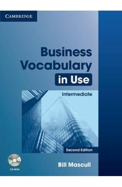 Business Vocabulary in Use: Intermediate with Answers and CD